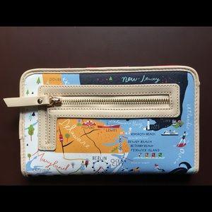 Spartina Shore Wallet